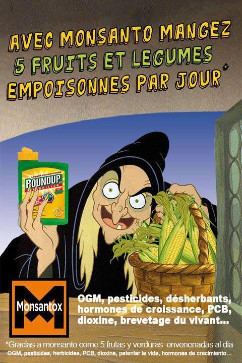 Avui, marxa mundial en contra de Monsanto!!